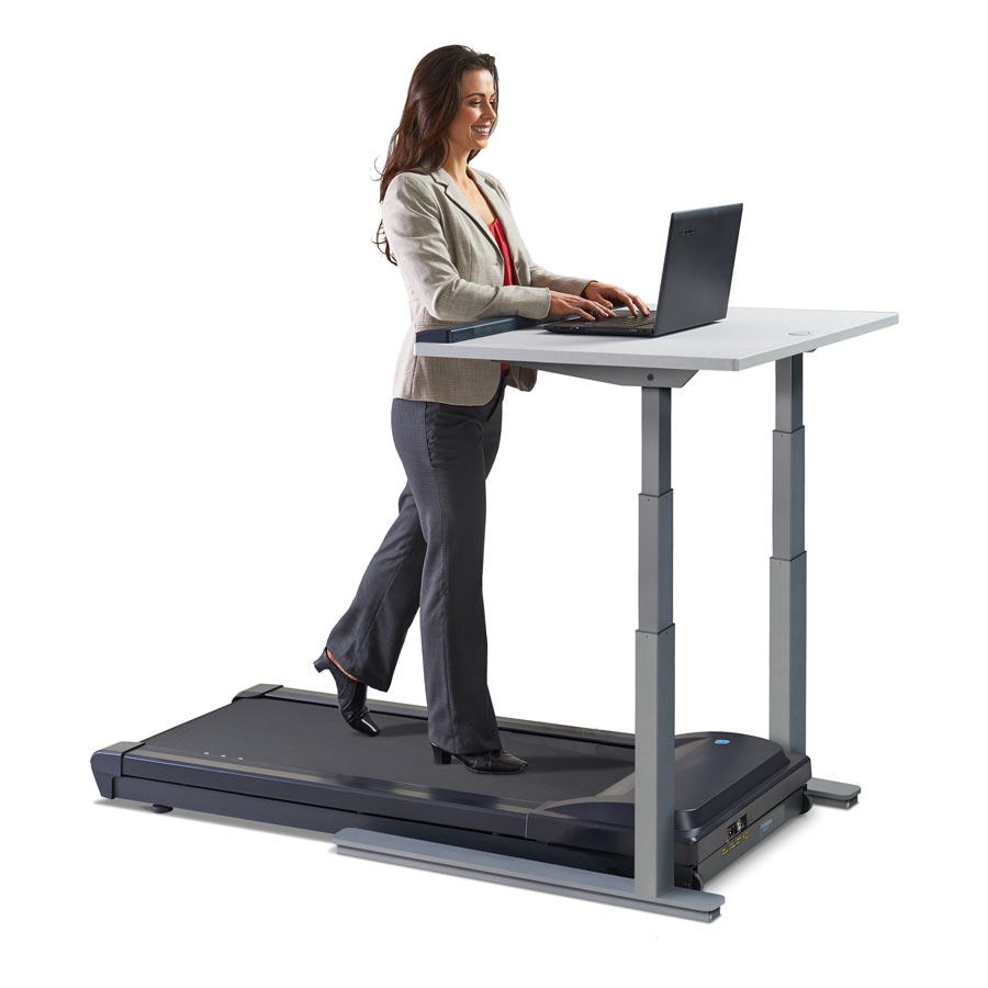 Treadmill For Desk At Work: Office Treadmill Desk Walk Station