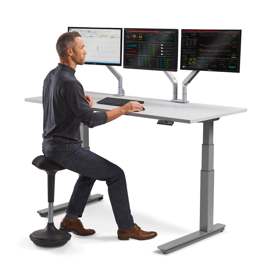Lifespan Sit Stand 6 Standing Desk Move To Excellence